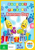 Bananas in Pyjamas : Banana Day