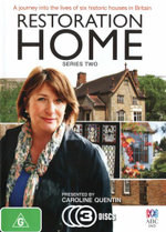 Restoration Home : Series 2 - Dr Kate Williams
