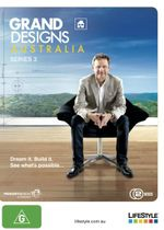 Grand Designs Australia : Series 3 (2 Discs) - Peter Maddison