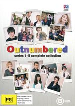 Outnumbered : Series 1 - 5 Complete Collection - Claire Skinner