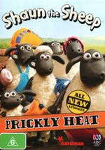 Shaun the Sheep : Prickly Heat - John Sparkes