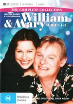 William and Mary : Series 1 - 3 - The Complete Collection - Michael Begley