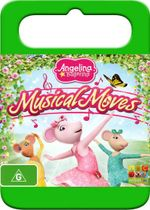 Angelina Ballerina : Musical Moves - Beverly Klein