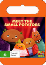 Meet the Small Potatoes : Piggy Back Pack 1 (2 Disc) - Morgan Hartley