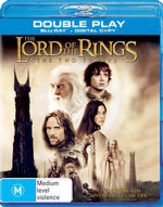 The Lord of the Rings : The Two Towers (Blu-ray/Digital Copy) (2 Discs) - Ian McKellen