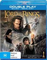 The Lord of the Rings : The Return of the King (Blu-ray/Digital Copy) (2 Discs) - Peter Jackson
