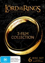 The Lord of the Rings Trilogy (Theatrical Versions) (6 Discs) - Liv Tyler