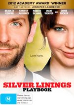 Silver Linings Playbook (DVD/UltraViolet) - Bradley Cooper