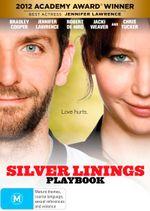 Silver Linings Playbook (DVD/UltraViolet) - Bradley Cooper