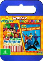 The Wiggles : Big Big Show/Hot Poppin' Popcorn - The Wiggles