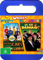 The Wiggles : Let's Eat! / Go Bananas! - Mic Conway