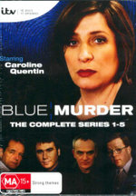 Blue Murder : The Complete Series 1 - 5 - Ian Kelsey