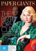 Paper Giants : The Birth of Cleo - Asher Keddie