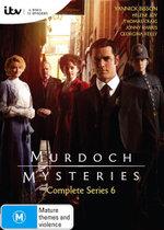 Murdoch Mysteries : Season 6 - Jonny Harris