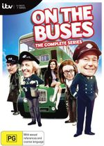 On the Buses : Complete Collection - Reg Varney