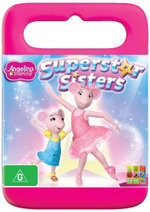 Angelina Ballerina : Superstar Sisters - Finty Williams