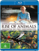 David Attenborough's Rise of Animals : Triumph of the Vertebrates - David Attenborough