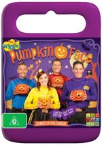 The Wiggles : Pumpkin Face (Limited Edition - Glow in the Dark Cover!) - Simon Pryce
