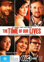 The Time of our Lives Season 1 - Justine Clarke