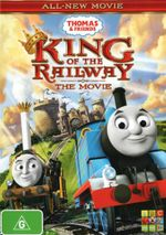 Thomas & Friends : King of the Railway - Jonathan Forbes