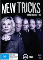 New Tricks : Series 1-10 (Boxset) - Dennis Waterman