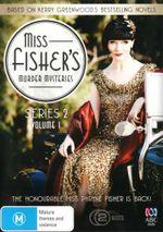 Miss Fisher's Murder Mysteries : Series 2 - Volume 1 - Ashleigh Cummings