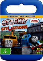 Thomas & Friends : Sticky Situations - Jules De Jongh