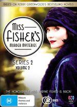 Miss Fisher's Murder Mysteries : Series 2 - Volume 2 - Essie Davis