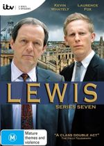 Lewis : Season 7 - Clare Holman