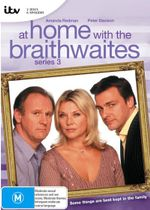 At Home With The Braithwaites : Series 3 - Peter Davidson