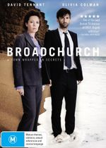 Broadchurch - David Tennant