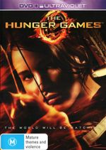 The Hunger Games (DVD/UV) - Jennifer Lawrence