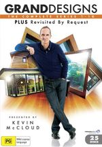 Grand Designs : Series 1-10 Collection