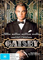 The Great Gatsby (DVD/UV) - Carey Mulligan