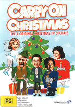 Carry On Christmas (Carry On Chistmas 1969/Carry On Again Christmas-aka Carry On Long John /Carry On Christmas-aka Carry on Stuff/Carry On Christmas) - Sid James