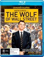 The Wolf of Wall Street (Blu-ray/UV) - Leonardo DiCaprio