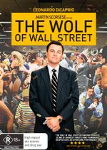 The Wolf of Wall Street DVD/UV - Leonardo DiCaprio