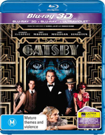 The Great Gatsby (3D Blu-ray/Blu-ray/UV) (Specialist Exclusive) - Carey Mulligan