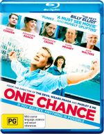 One Chance (Blu-ray/UV) - James Corden