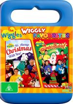 The Wiggles : Wiggly Favourites (It's Always Christmas With You / Santa's Rockin'!) - Ross Wilson