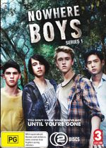 Nowhere Boys : Series 1 - Matt Testro