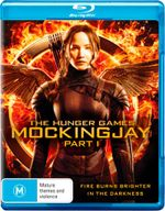 The Hunger Games : Mockingjay Part 1 (BLR/UV) - Jennifer Lawrence