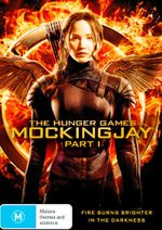 The Hunger Games : Mockingjay Part 1 (DVD/UV) - Jennifer Lawrence