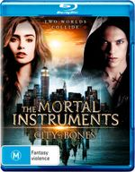 The Mortal Instruments : City of Bones  (Blu-ray/UV) - Lily Collins