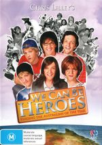 We Can Be Heroes (NP) - Chris Lilley