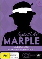 Agatha Christie's Marple : Series 6 - (A Caribbean Mystery / Greenshaw's Folly / Endless Night) - Julia McKenzie
