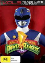 Mighty Morphin Power Rangers : Peace, Love and Woe - Volume 3 - Walter Jones