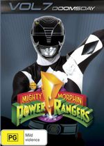 Mighty Morphin Power Rangers : Doomsday - Volume 7 - Walter Jones