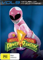 Mighty Morphin Power Rangers : Return of an Old Friend - Volume 9 - Walter Jones
