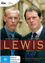 Lewis : Series 2 - Kevin Whately